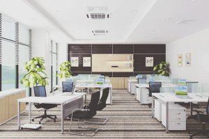 Mô hình kinh doanh văn phòng chia sẻ